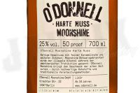 O'Donnell Moonshine Harte Nuss 700ml