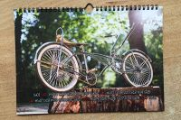 Custombicycle kalender 2017