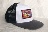 Customized Magazin - Cap - White / Black / Graphite Grey