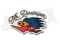 Mr. Pinstriper by Gnarly Magazine