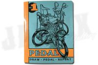 DRAW-PEDAL-REPEAT!