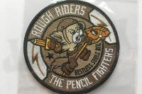 ROUGH RIDERS Patch