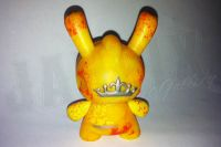 Dunny Series 2013 - Cris Rose yellow ?/??