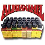 Alphanamel Megapack 60ml