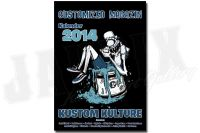 Customized Magazin Kalender 2014 KUSTOM KULTURE