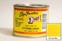 1Shot 132-Q Lemon Yellow 118 ml