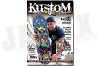 Pinstriping and Kustom Graphics Magazine Issue 61