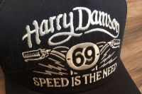 Harry Damson - SPEED IS THE NEED Trucker Cap