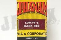 Alphanamel Lumpy's Dark Red 118ml