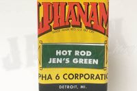 Alphanamel Hot Rod Jen's Green 236ml