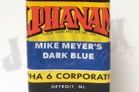 Alphanamel Mike Meyer's Dark Blue 236ml
